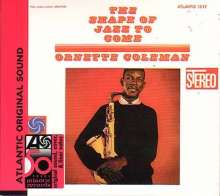 Ornette Coleman (1930-2015): Shape Of Jazz To Come, CD