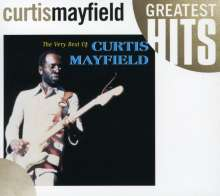 Curtis Mayfield: The Very Best (Greatest Hits-Edition), CD