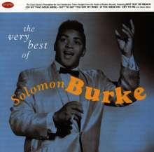 Solomon Burke: The Very Best of Solomon Burke, CD