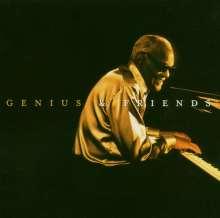 Ray Charles: Genius & Friends, CD