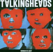 Talking Heads: Remain In Light (Deluxe-Edition), 2 CDs