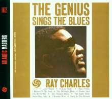 Ray Charles: The Genius Sings The Blues, CD