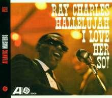 Ray Charles: Hallelujah I Love Her So, CD