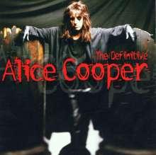 Alice Cooper: The Definitive Alice Cooper, CD