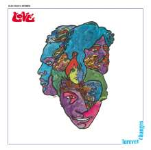 Love: Forever Changes (Expanded & Remastered), CD