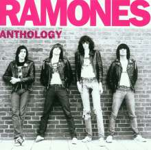 Ramones: Hey! Ho! Let's Go - The Anthology, 2 CDs