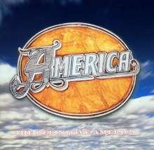 America: The Definitive America, CD