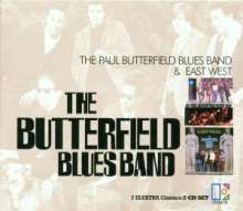 Paul Butterfield: The Paul Butterfield Blues Band / Eastwest, 2 CDs