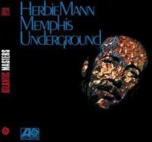 Herbie Mann (1930-2003): Memphis Underground, CD