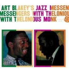 Art Blakey (1919-1990): Art Blakey's Jazz Messengers With Thelonious Monk, CD