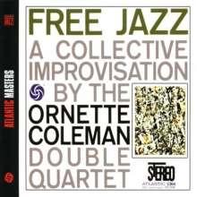 Ornette Coleman (1930-2015): Free Jazz, CD