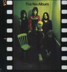 Yes: The Yes Album, LP