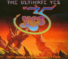 Yes: The Ultimate Yes - 35th Anniversary Collection, 2 CDs
