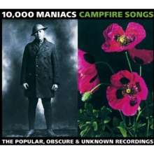 10, 000 Maniacs: Campfire Songs - The Popular, Obscure & Unknown Recordings, 2 CDs