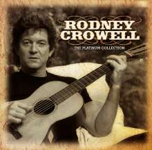 Rodney Crowell: Platinum Collection, CD