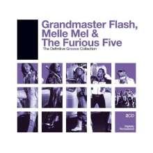 Grandmaster Flash: Definitive Groove, 2 CDs