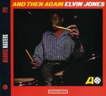 Elvin Jones (1927-2004): And Then Again, CD