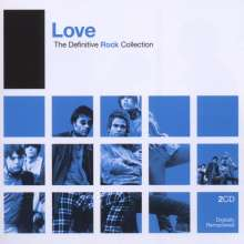 Love: The Definitive Rock Collection, 2 CDs
