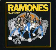 Ramones: Road To Ruin (Expanded & Remastered), CD