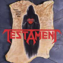 Testament (Metal): The Very Best Of Testament, CD