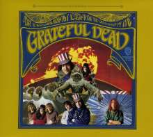 Grateful Dead: The Grateful Dead (Expanded & Remastered), CD