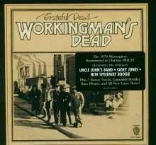 Grateful Dead: Workingman's Dead (Expanded & Remastered), CD