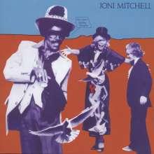 Joni Mitchell: Don Juan's Reckless Daughter (Remastered), CD