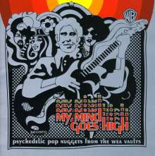 My Mind Goes High: Psychedelic Pop.., CD