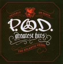 P.O.D. (Payable On Death): Greatest Hits: The Atlantic Years, CD