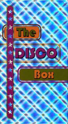 The Disco Box, 4 CDs