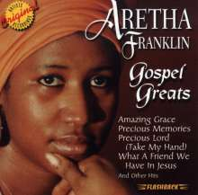 Aretha Franklin: Gospel Greats - Live, CD