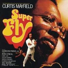 Filmmusik: Superfly, CD