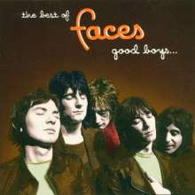 Faces: Good Boys.....When They're Asleep: The Best Of Faces, CD