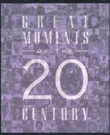 Great Moments Of The 20, 3 CDs