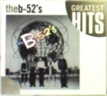 The B-52s: Greatest Hits, CD