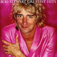 Rod Stewart: Greatest Hits (Pink Cov, CD