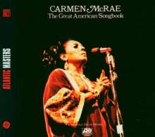 Carmen McRae (1920-1994): The Great American Songbook, CD