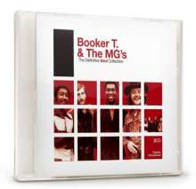 Booker T. & The MGs: Definitive Soul Collection, 2 CDs