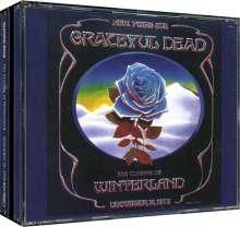 Grateful Dead: The Closing Of Winterland, December 31, 1978 (HDCD), 4 CDs