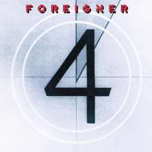 Foreigner: 4 (Expanded & Remastered), CD
