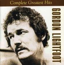 Gordon Lightfoot: Complete Greatest Hits, CD