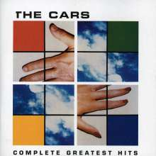The Cars: Complete Greatest Hits, CD