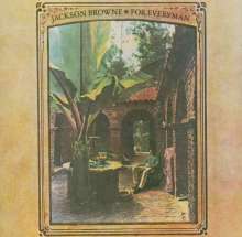 Jackson Browne: For Everyman, CD
