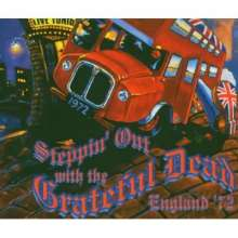 Grateful Dead: Steppin' Out With The Grateful Dead - England 1972 (HDCD), 4 CDs