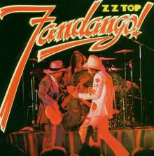 ZZ Top: Fandango (Expanded & Remastered), CD