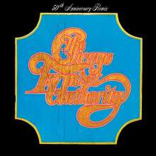 Chicago: Chicago Transit Authority (50th Anniversary Remix) (180g), 2 LPs