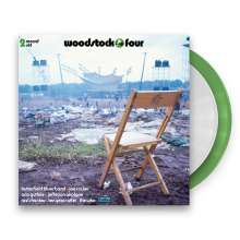 Woodstock Four (Limited Edition) (Olive Green + White Vinyl), 2 LPs