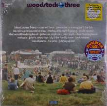 Woodstock Three (50th Anniversary) (180g), 3 LPs