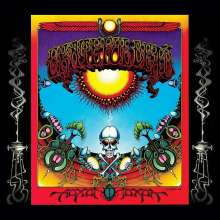 Grateful Dead: Aoxomoxoa (50th Anniversary Deluxe-Edition), 2 CDs