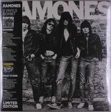 Ramones: Ramones / Road To Ruin (Limited-Edition), 2 LPs